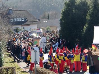 Karneval in Eichhagen